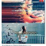دانلود پروژه افتر افکت موشن با افکت نویز دیجیتالی Fast Motion Glitch Slideshow