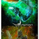 اکشن فتوشاپ افکت تشعشع انرژی Energy 2 Photoshop Action