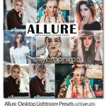 دانلود پریست های رنگی زیبا برای لایت روم Allure Lightroom Presets