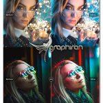 دانلود پریست های لایت روم نور نئون حرفه ای Neon Light Pro Lightroom