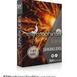 دانلود مجموعه تصاویر جرقه های آتش RAWexchange Sparklers