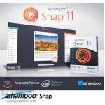 دانلود Ashampoo Snap 11.0.0 عکسبرداری و فیلمبرداری از صفحه نمایش