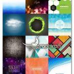 دانلود 25 طرح بک گراند وکتور با کیفیت Fotolia Vector Backgrounds