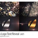 دانلود پروژه افتر افکت نمایش لوگو با حروف Letters Logo Text Reveal