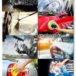 دانلود 12 عکس استوک کارواش با کیفیت فوق العاده Carwash UHQ Stock Photos
