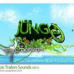 دانلود 5 موسیقی تیزرهای تبلیغاتی ، اکشن ، حماسی ، هیجانی از AudioJungle