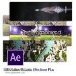 دانلود RevisionFX Effections Plus v21.0 پلاگین های کاربردی افترافکت
