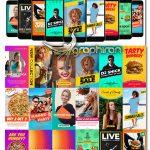 دانلود پروژه افترافکت پک استوری های جذاب اینستاگرام Fresh Instagram Stories V2