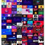 دانلود 5000+ ابزارهای موشن گرافیک افترفکت و پریمیر Infinity Tool V.3