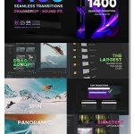 دانلود پک 1400 ترانزیشن متنوع و زیبا برای پریمیر Transitions V.5