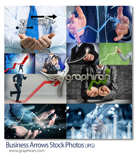 عکس استوک مفهومی رشد و توسعه اقتصادی