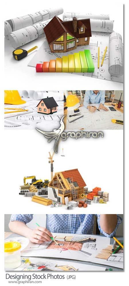 دانلود تصاویر استوک معماری و مهندس نقشه کشی