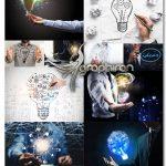دانلود 10 عکس استوک ایده و تجارت Business Ideas Stock Photos