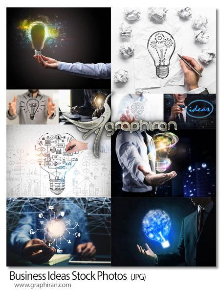 دانلود 10 عکس استوک ایده و تجارت