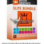 دانلود مجموعه پلاگین های ایلوستریتور Astute Graphics Plug-ins Bundle 2.1.0