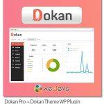دانلود رایگان Dokan Pro v2.9.16 / Dokan Theme v2.3.6 افزونه چند فروشندگی وردپرس