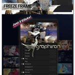 دانلود اسکریپت افترافکت Freeze Frame intro ToolKit v.2 ساخت صحنه های فریز شده