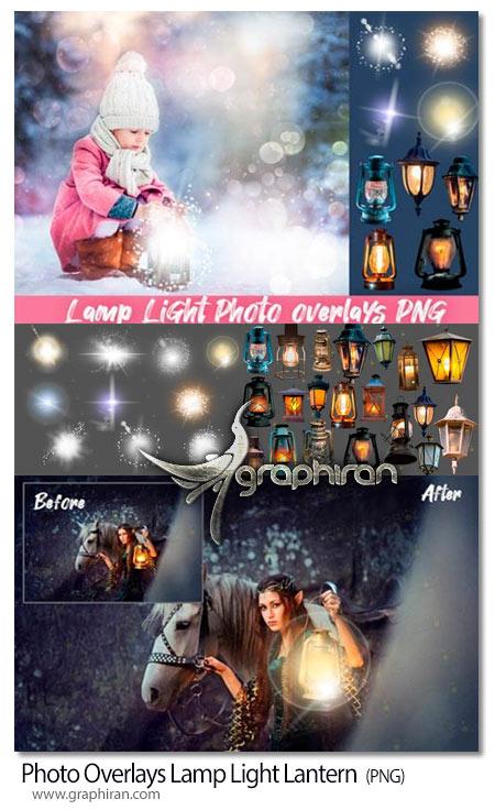 دانلود تصاویر پوششی فانوس و نور چراغ