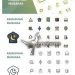 دانلود پک آیکون های ماه مبارک رمضان Ramadhan Mubarak Icons Pack