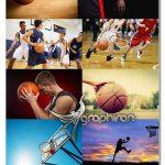 دانلود تصاویر استوک ورزش بسکتبال با کیفیت Basketball UHQ Photos