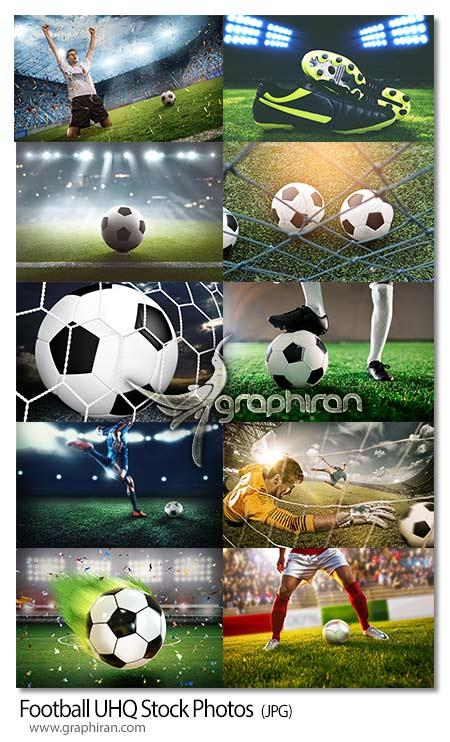 دانلود مجموعه تصاویر استوک ورزش فوتبال