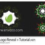 دانلود پروژه افترافکت نمایش لوگو استیشن مذهبی Arabic Logo Reveal