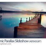 دانلود پروژه پریمیر و افترافکت اسلایدشو پارالاکس Dynamic Parallax Slideshow
