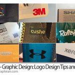 فیلم آموزش جامع طراحی لوگو حرفه ای Lynda Logo Design Tips and Tricks