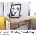 پروژه افترافکت گالری عکس عروسی در خانه مدرن Modern Home Wedding Photo Gallery