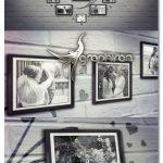 دانلود پروژه افترافکت قاب عکس های خاطرات عروسی روی دیوار Wedding Memories