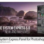 دانلود Zone System Express v5 Win/Mac پنل فتوشاپ افزایش سرعت ادیت تصاویر