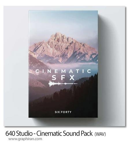 دانلود رایگان پک افکت های صوتی سینمایی