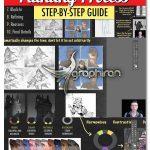 دانلود فیلم آموزش نقاشی دیجیتال در فتوشاپ Art Station – Painting Process: Video Guide & Files
