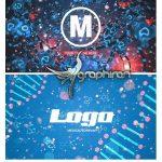 دانلود 2 پروژه افترافکت نمایش لوگو با DNA و باکتری DNA / Bacteria Logo Reveal