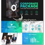 دانلود پکیج موشن گرافیک تجاری و شرکتی افترافکت Corporate Package V.02