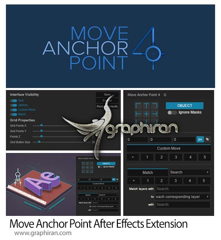 دانلود Move Anchor Point