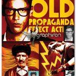 اکشن فتوشاپ افکت عکس های قدیمی پروپاگاندا Old Propaganda Effect Action