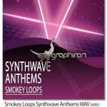 دانلود رایگان لوپ های درام، بیس، ملودی و وکال Smokey Loops Synthwave Anthems WAV