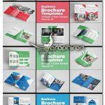 دانلود 5 طرح آماده بروشور تجاری و تبلیغاتی وکتور EPS و AI لایه باز