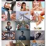 دانلود 25 عکس استوک مفهومی مضرات استعمال دخانیات و سیگار از Fotolia