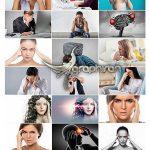دانلود 25 عکس استوک سردرد و بیماری بدن انسان از Fotolia با کیفیت بالا