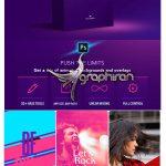 پلاگین فتوشاپ ساخت بک گراند متحرک Mixan Photoshop Plugin for Animated Backgrounds and Overlays