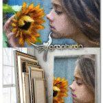 دانلود اکشن فتوشاپ نقاشی رنگ روغن جدید Painting Photoshop Action