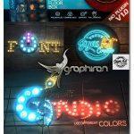 دانلود کیت ابزار افترافکت ساخت آرم و نشان و سردر Signs Kit Creator