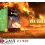 Red Giant VFX Suite 1.5.2 پلاگین افترافکت جلوه های ویژه و افکت های نوری