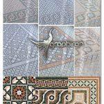 دانلود مجموعه آبجکت کاشی و موزاییک تری دی مکس Via Appia Tile