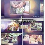 دانلود رایگان پروژه ادیوس عروسی و عاشقانه Wedding EDIUS Template