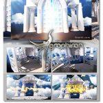 دانلود پروژه افترافکت تیزر و اوپنر ماه رمضان Ancient Shimen Ramadan AE Template