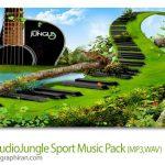 دانلود 5 موزیک ورزشی بی کلام ملایم و تند AudioJungle Sport Intro & Trailer