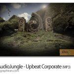 دانلود 5 آهنگ بی کلام ریتمیک شاد و تند تبلیغاتی AudioJungle Upbeat Corporate